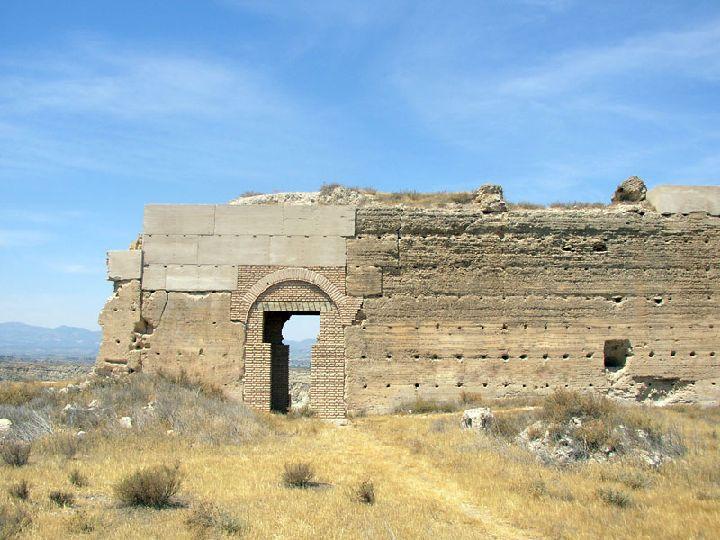 castillo de la puebla de mula