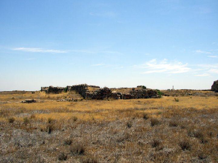 castillo puebla de mula