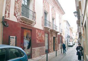 MULA, MUSEO CRISTOBAL GABARRON