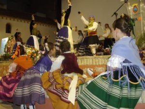 folclore en mula